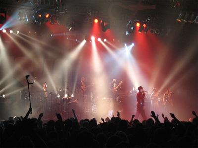 concert event recording